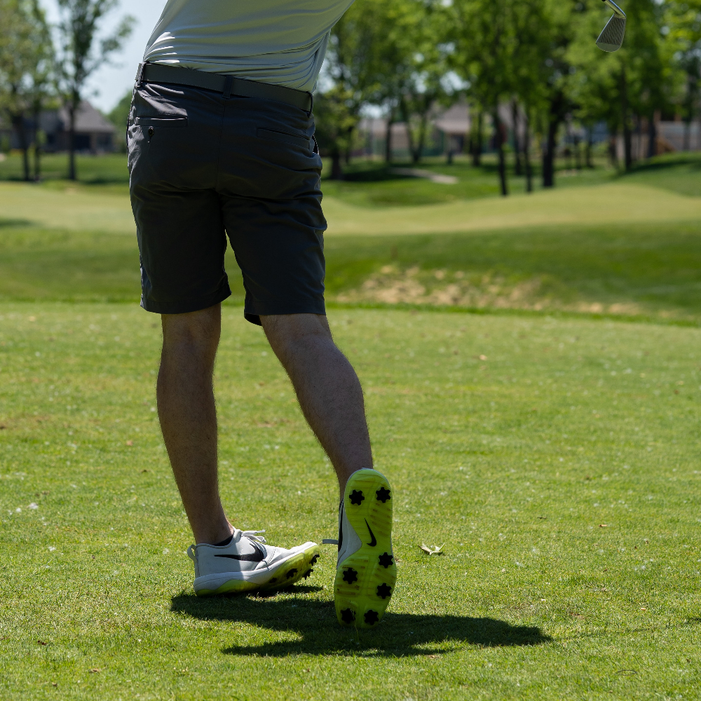 can you say your spiked golf shoes are smart make them connected easily with this